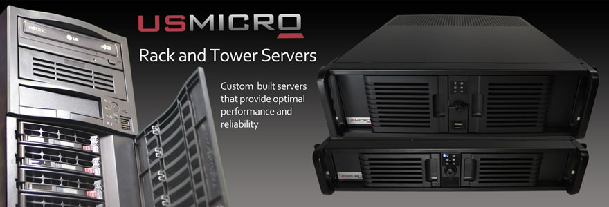 Rackmount & Tower Servers